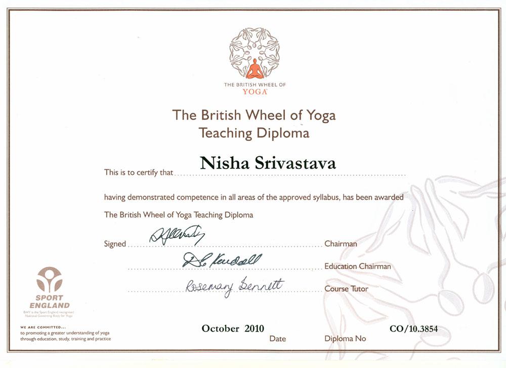 Pilates Instructor Pilates Teacher Nisha Srivastava