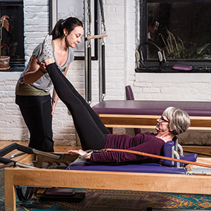 LOCATION THANKS to 6 Keys Pilates, Philadelphia PA - Photos For General Use